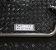 Krümmer Typ11.1 Ø42