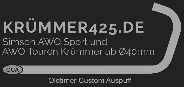 Krümmer425.de